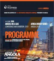 2019安哥拉油气大会暨展览会