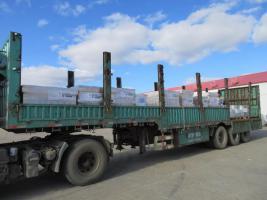 俄罗斯AGPP项目战冰天雪地,高效抢运物资
