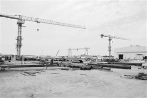 中石化五建公司沙特项目完成管道预制