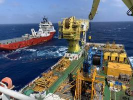 重磅!!!中国海油全面掌握深水海管预调试两项技术