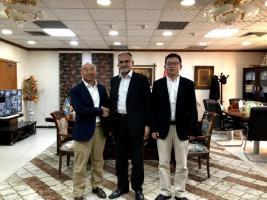 重磅  中东地区公司成功签约马季努酸气项目