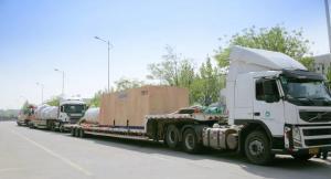 科瑞石油PSA变压吸附制氮设备发往哈萨克斯坦