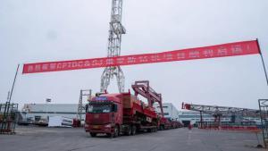 行动|公司俄罗斯钻机项目正式启运