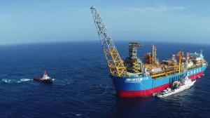 """报告!""""海洋石油119""""已于南海精准就位、开工"""