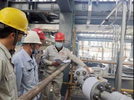 大庆寰球公司榆能化LDPE/EVA项目顺利启动超高压管道试压工作