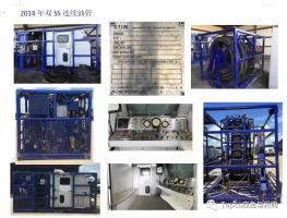 【热销清单】美国压裂车、泥浆泵、连续油管、带压设备等二手设备