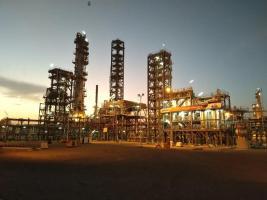 """""""一带一路""""结硕果:杰瑞承建巴基斯坦EPRF炼油厂二期改造项目正式完工并投产使用!"""