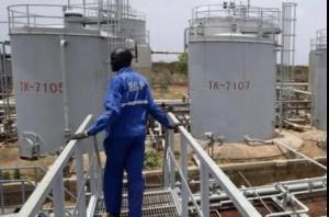热点评论   南苏丹努力提高石油产量