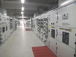 上海工程古雷项目EOEG装置受电成功