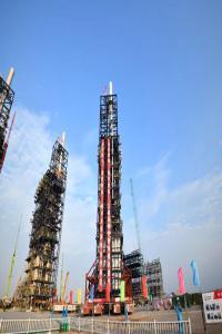 古雷炼化一体化项目最新进展:国内首台整体模块化乙烯裂解炉搬运顺利完成