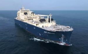 全球LNG加注船最新动向