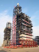 重大项目进展!全国首台整体模块化建设的乙烯裂解炉在古雷现场安装就位!