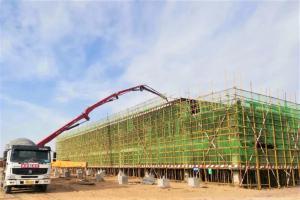 【项目建设】50万吨/年煤基乙醇项目又有新进展