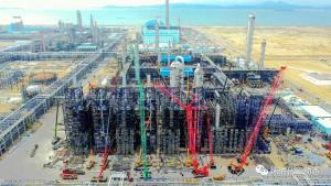 古雷炼化一体化项目最新进展
