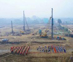 【境外项目建设系列报道之四】中国化学多个项目顺利推进