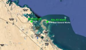 炼化工程集团中标沙特阿美Berri油气分离安装项目