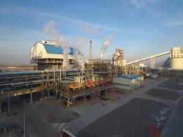 新年到 捷报传!榆能化项目甲烷转化装置一次投料成功
