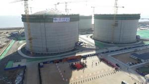 中国海油联合团队中标唐山LNG 二阶段EPC项目