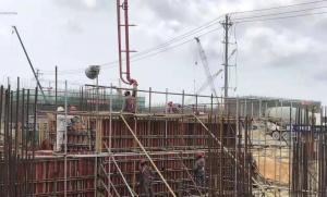 广东石化高密度聚乙烯项目开创国内挤压机设备基础整体浇筑先河  HQC  寰球工程  昨天