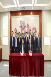惠生工程与中海油石化工程签署合作协议
