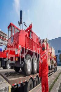 石化机械修井设备批量出口印尼