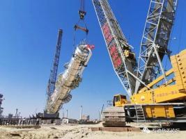 刷新亚洲记录!中石油广东炼化一体化项目重大进展!