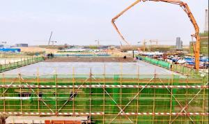赞!50万吨/年煤基乙醇项目两个工程提前封顶
