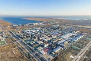 天津南港中石化120万吨大乙烯项目配套工程前期工作取得重大进展