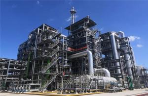 浙石化二期油渣制氢装置气化炉烧嘴一次性点火投料成功