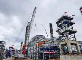 中国化学工程第三建设有限公司综合快讯
