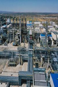 寰球品牌,自主技术  建成投产国内首套自主知识产权乙烷制乙烯项目