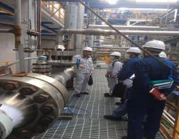 锦州石化项目顺利完成渣油加氢装置三查四定工作
