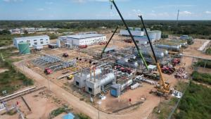 西非公司乍得油田Baobab FPF增加水处理项目顺利投产